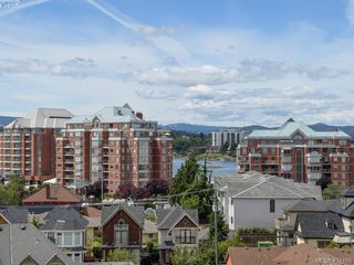 Photo 4: 701 500 Oswego Street in VICTORIA: Vi James Bay Condo Apartment for sale (Victoria)  : MLS®# 417466