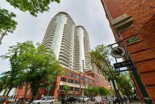 Photo 3: 1905 10136 104 Street in Edmonton: Zone 12 Condo for sale : MLS®# E4179136