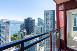 Photo 2: 2605 1211 MELVILLE Street in Vancouver: Coal Harbour Condo for sale (Vancouver West)  : MLS®# R2479098