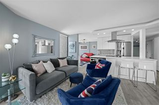 "Photo 3: 1103 1575 BEACH Avenue in Vancouver: West End VW Condo for sale in ""Plaza Del Mar"" (Vancouver West)  : MLS®# R2479197"