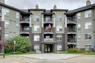 Photo 1: 106 622 MCALLISTER Loop in Edmonton: Zone 55 Condo for sale : MLS®# E4214458