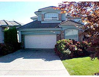 "Photo 1: 3070 CARDINAL CT in Coquitlam: Westwood Plateau House for sale in ""WESTWOOD PLATEAU"" : MLS®# V569573"