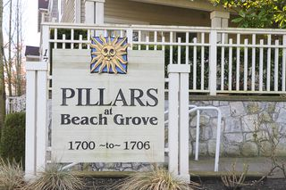 "Photo 3: 24 1700 56TH Street in Tsawwassen: Beach Grove Townhouse for sale in ""THE PILLARS"" : MLS®# V929989"
