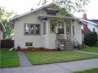 Main Photo: 580 Ingersoll Street in Winnipeg: West End / Wolseley Residential for sale (West Winnipeg)  : MLS®# 1113760