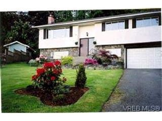 Photo 1: 3364 Willowdale Rd in VICTORIA: Co Triangle Single Family Detached for sale (Colwood)  : MLS®# 301278