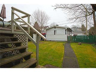 Photo 10: 7642 HUDSON Street in Vancouver: South Granville House for sale (Vancouver West)  : MLS®# V941611