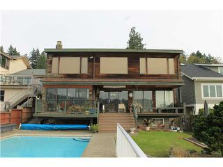 Photo 4: 4555 BELCARRA BAY Road: Belcarra House for sale (Port Moody)  : MLS®# V959881