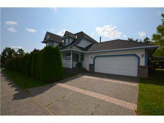 "Photo 1: 920 GOVERNOR Court in Port Coquitlam: Citadel PQ House for sale in ""CITADEL"" : MLS®# V963370"