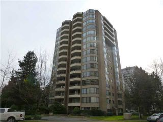 """Photo 1: 1104 6282 KATHLEEN Avenue in Burnaby: Metrotown Condo for sale in """"THE EMPRESS"""" (Burnaby South)  : MLS®# V991058"""