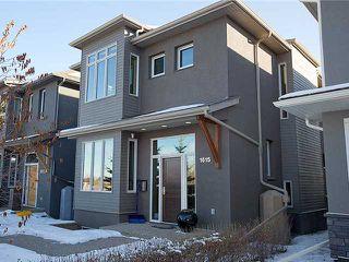 Photo 1: 1615 Altadore Avenue SW in CALGARY: Altadore River Park Residential Detached Single Family for sale (Calgary)  : MLS®# C3555843