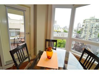 "Photo 13: # 601 1935 HARO ST in Vancouver: West End VW Condo for sale in ""SUNDIAL AT THE PARK"" (Vancouver West)  : MLS®# V1008642"