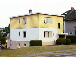 Main Photo: 3008 - 3010 CLARK DR in : Grandview VE House Duplex for sale : MLS®# V212284