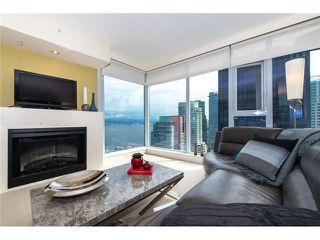 Photo 9: # 2804 1205 W HASTINGS ST in Vancouver: Coal Harbour Condo for sale (Vancouver West)  : MLS®# V1026183