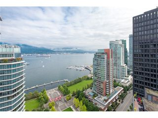 Photo 10: # 2804 1205 W HASTINGS ST in Vancouver: Coal Harbour Condo for sale (Vancouver West)  : MLS®# V1026183