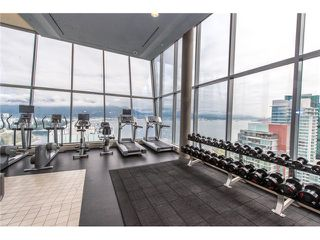 Photo 11: # 2804 1205 W HASTINGS ST in Vancouver: Coal Harbour Condo for sale (Vancouver West)  : MLS®# V1026183