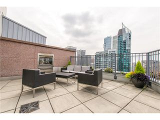 Photo 12: # 2804 1205 W HASTINGS ST in Vancouver: Coal Harbour Condo for sale (Vancouver West)  : MLS®# V1026183