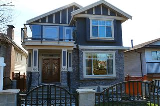 Main Photo: 596 E 59TH AV in Vancouver: South Vancouver House for sale (Vancouver East)  : MLS®# V1045355