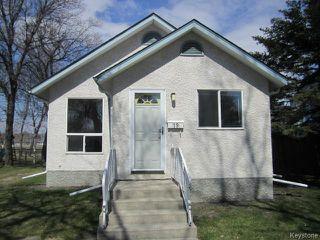 Main Photo: 19 St. Vital Road in Winnipeg: St Vital Residential for sale ()  : MLS®# 1207426
