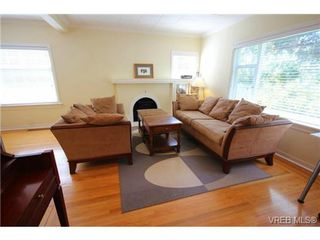 Photo 5: 3961 Sherwood Rd in VICTORIA: SE Queenswood House for sale (Saanich East)  : MLS®# 677190