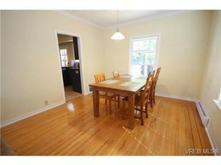 Photo 6: 3961 Sherwood Rd in VICTORIA: SE Queenswood House for sale (Saanich East)  : MLS®# 677190