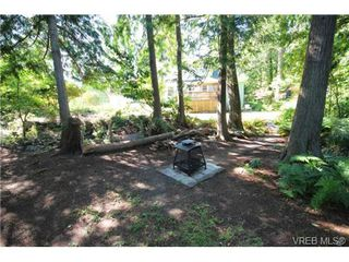 Photo 4: 3961 Sherwood Rd in VICTORIA: SE Queenswood House for sale (Saanich East)  : MLS®# 677190