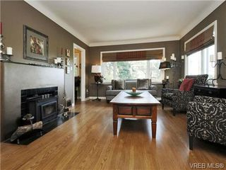 Photo 3: 1180 Clovelly Terrace in VICTORIA: SE Maplewood Single Family Detached for sale (Saanich East)  : MLS®# 340503