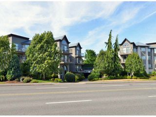 "Photo 1: 118 32725 GEORGE FERGUSON Way in Abbotsford: Abbotsford West Condo for sale in ""Uptown"" : MLS®# F1417772"