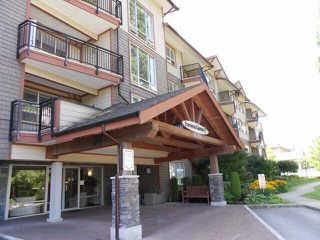 "Photo 1: 207 16068 83RD Avenue in Surrey: Fleetwood Tynehead Condo for sale in ""Fleetwood Gardens"" : MLS®# F1419232"