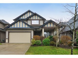 Photo 1: 21082 83B AV in Langley: Willoughby Heights House for sale : MLS®# f1432026