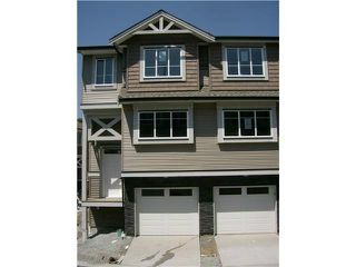 Photo 1: # 67 11252 COTTONWOOD DR in Maple Ridge: Cottonwood MR Townhouse for sale : MLS®# V1052563
