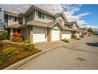 Photo 1: # 4 1370 RIVERWOOD GT in Port Coquitlam: Riverwood Condo for sale : MLS®# V1117350