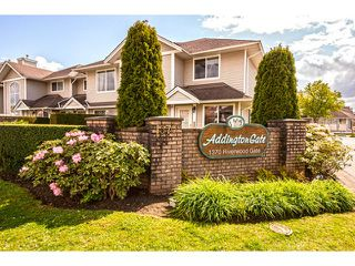 Photo 16: # 4 1370 RIVERWOOD GT in Port Coquitlam: Riverwood Condo for sale : MLS®# V1117350
