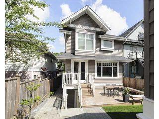 Photo 19: 152 E 20TH AV in Vancouver: Main House for sale (Vancouver East)  : MLS®# V1121384