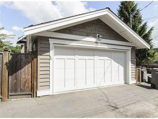 Photo 20: 152 E 20TH AV in Vancouver: Main House for sale (Vancouver East)  : MLS®# V1121384