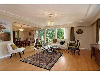 Photo 2: 1520 TAYLOR WAY in WEST VANC: British Properties House for sale (West Vancouver)  : MLS®# V1141702