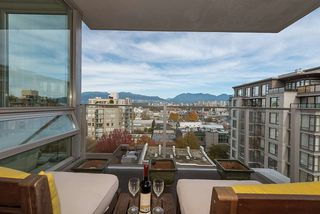 Photo 5: 801 1675 W 8TH AVENUE in Vancouver: Fairview VW Condo for sale (Vancouver West)  : MLS®# R2042597