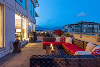 Photo 14: 801 1675 W 8TH AVENUE in Vancouver: Fairview VW Condo for sale (Vancouver West)  : MLS®# R2042597