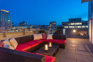 Photo 15: 801 1675 W 8TH AVENUE in Vancouver: Fairview VW Condo for sale (Vancouver West)  : MLS®# R2042597