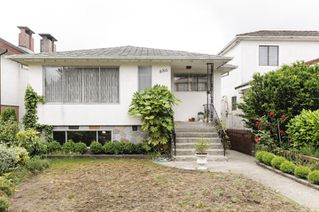 Photo 1: 886 E 55TH AVENUE in Vancouver: South Vancouver House for sale (Vancouver East)  : MLS®# R2072189