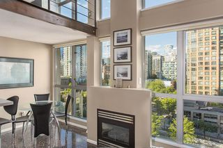 Photo 10: 806 1238 RICHARDS STREET in Vancouver: Yaletown Condo for sale (Vancouver West)  : MLS®# R2068164