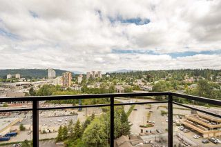 Photo 17: 2006 555 DELESTRE AVENUE in Coquitlam: Coquitlam West Condo for sale : MLS®# R2101126