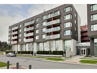 Photo 1: 525 5955 BIRNEY AVENUE in Vancouver: University VW Condo for sale (Vancouver West)  : MLS®# R2328865