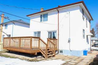 Photo 18: 524 Semple Avenue in Winnipeg: Single Family Attached for sale (4D)  : MLS®# 1906918