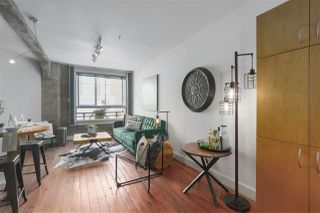 """Photo 2: 502 1216 HOMER Street in Vancouver: Yaletown Condo for sale in """"MURCHIES BUILDING"""" (Vancouver West)  : MLS®# R2392721"""