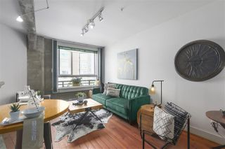 """Photo 3: 502 1216 HOMER Street in Vancouver: Yaletown Condo for sale in """"MURCHIES BUILDING"""" (Vancouver West)  : MLS®# R2392721"""