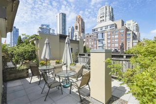 """Photo 15: 502 1216 HOMER Street in Vancouver: Yaletown Condo for sale in """"MURCHIES BUILDING"""" (Vancouver West)  : MLS®# R2392721"""