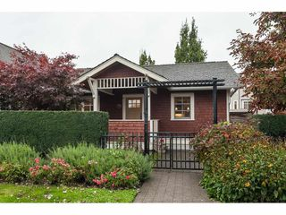"Photo 1: 65 20738 84 Avenue in Langley: Willoughby Heights Townhouse for sale in ""Yorkson Creek"" : MLS®# R2416757"