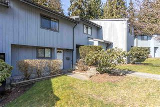 """Main Photo: 853 BLACKSTOCK Road in Port Moody: North Shore Pt Moody Townhouse for sale in """"WOODSIDE VILLAGE"""" : MLS®# R2447031"""