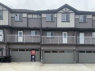 Photo 1: 14 20 Augustine Crescent: Sherwood Park Townhouse for sale : MLS®# E4193546