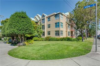 Photo 1: 203 1190 View St in Victoria: Vi Downtown Condo for sale : MLS®# 845109